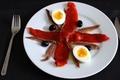 anchois à la catalane