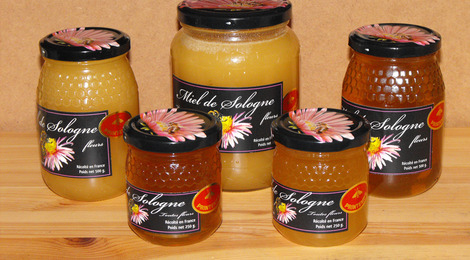 Miel de Sologne printemps