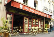 Chez Papa Grands Boulevards