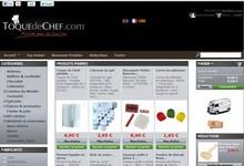 Boutique TOQUEdeCHEF.com