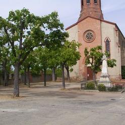 l'église de Castelferrus