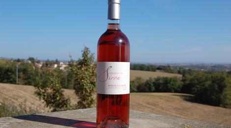 Château Le Siron Rosé