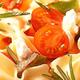 Salade Fraicheur De Farfalles, Tomates, Poivrons Et Chevre Frais