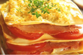 Lasagnes Au Bacon Et Au Chevre
