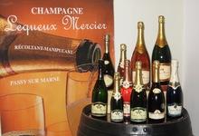 Champagne LEQUEUX MERCIER