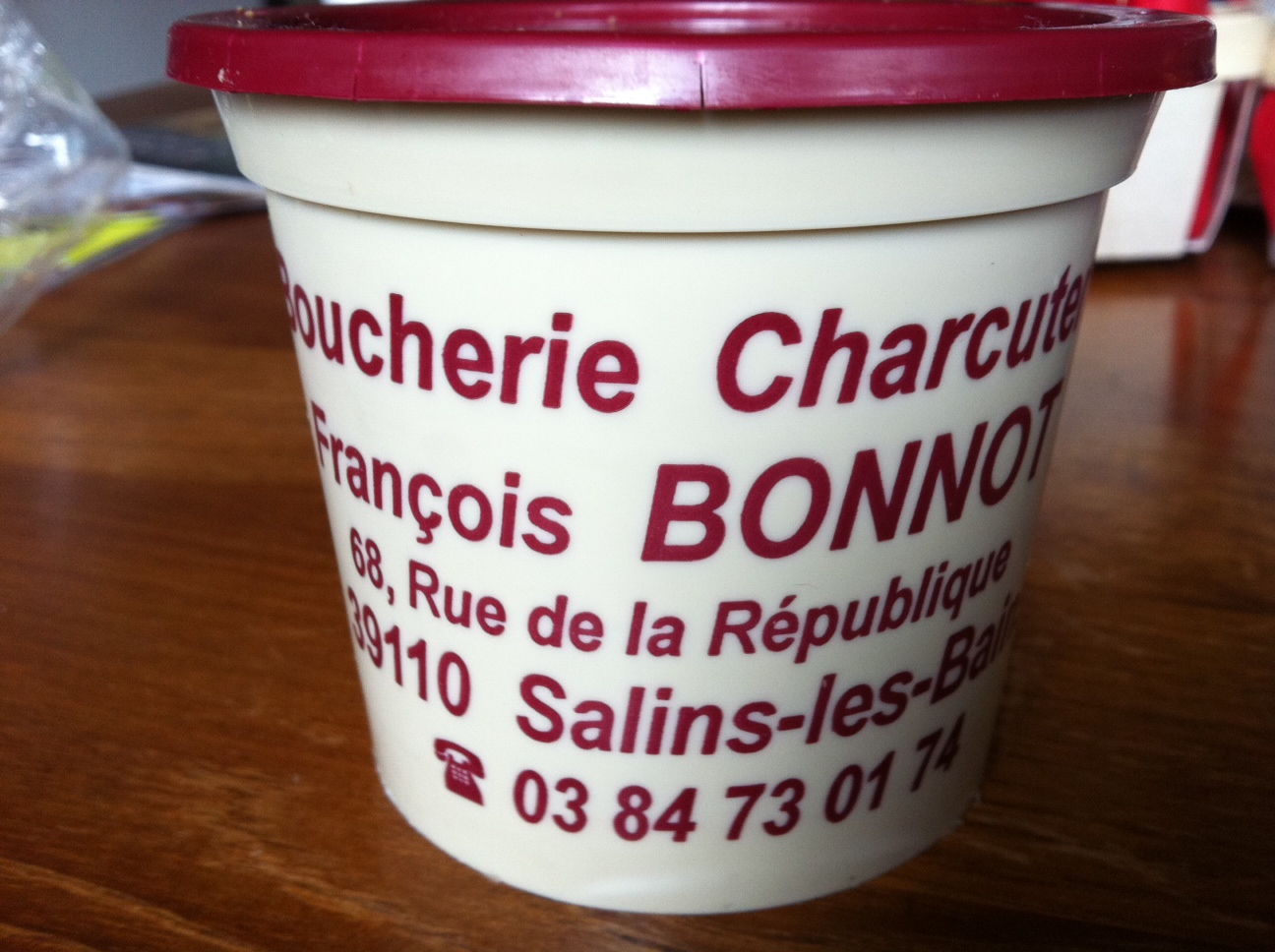 Fran ois bonnot boucherie charcuterie producteur jura for Boucherie jura