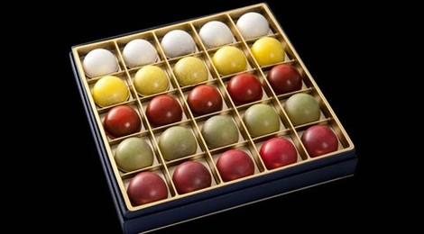 Coffret chocolats - whiskies