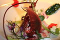 Homard breton au cidre Guillevic et Pommes Ariane