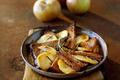 Pommes Ariane gratinées au pain d'épices