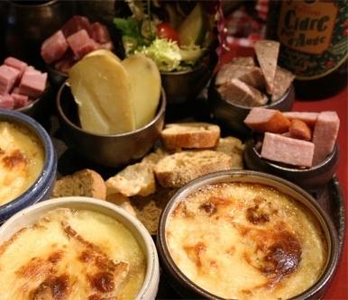 La fondue normande for Specialite normande cuisine