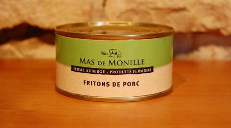 Fritons de porc - Mas de Monille
