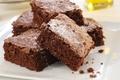 Brownies suprêmes à l'huile d'olive extra viergeBrownies suprêmes à l'huile d'olive extra vierge
