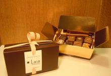 Ballotin 280g - Chocolaterie Laia