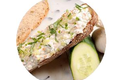 Tartine Tzatziki