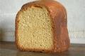 Brioche au beurre, recette à la machine à pain