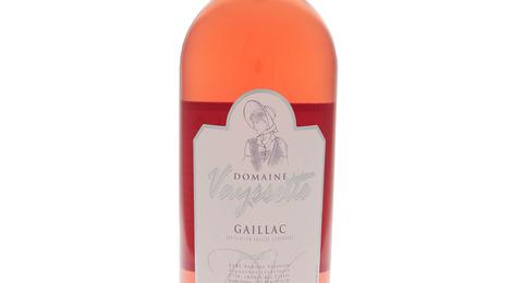 AOC Gaillac Rosé  - Domaine Vayssette