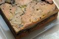 Foie gras, petites pommes Antarès® et noix de pécan