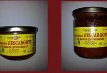Cassolette d'ESCARGOTS en sauce provençale