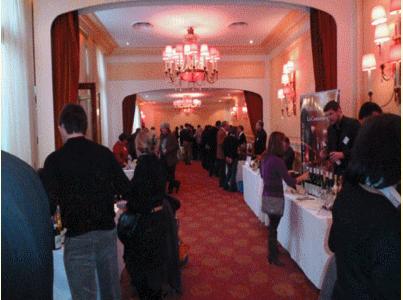 Salon du club des professionnels du vin paris paris for Salon vin paris