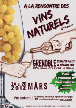 Salon des vins naturel grenoble 38000 for Salon vin grenoble