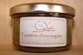 Les Croqueurs de Salades - Toastine d'escargots à la Bourguignonne 100 g