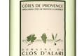 Domaine du Clos d'Alari, le vermentino