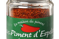 AOC/AOP Piment d'Espelette - poudre 40g