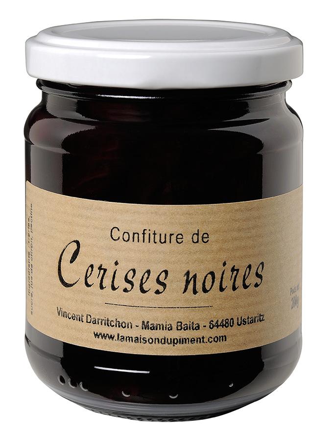 Confiture de cerises noires - Confiture de nefles du japon ...