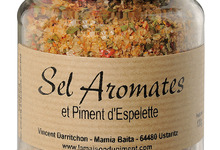 Sel, aromates et piment d'Espelette 130g
