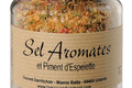 Sel, aromates et piment d'Espelette 130g
