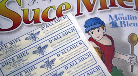 Suce miel d'Allauch