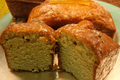 Cakes citron, orange et lavande