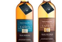 Blanc de Corail, vin de Thaiti, Domaine Dominiuque Auroy