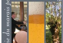 la bière blonde de la brasserie du Marais poitevin