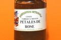 confit de pétales de rose