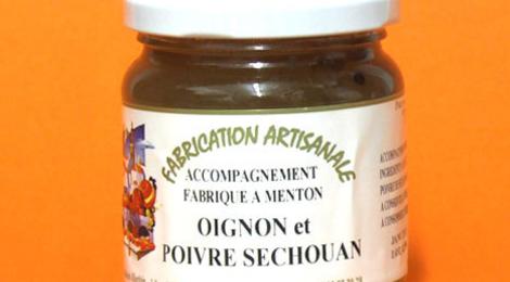 Oignon Poivre Séchouan
