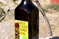 "Huile d'olive vierge extra bio Variété ""Manzanille"""