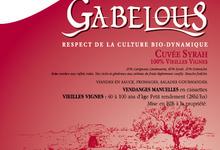 AOC Vin Rouge Minervois - Cuvée Syrah BIB 3L