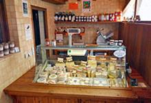 Fromagerie de la Durance, boutique d'Arvieux