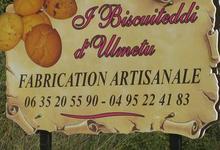 BISCUTEDDI D'ULMETU, biscuiterie d'Olmeto