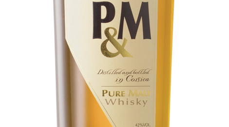 P&M Single Malt 7ans