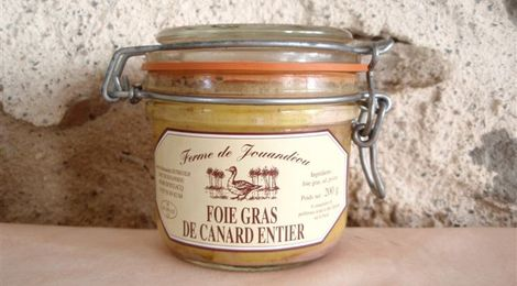 Foie Gras de Canard entier 200g