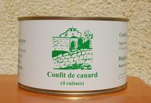 4 cuisses de Canard - Ferme de la Mude