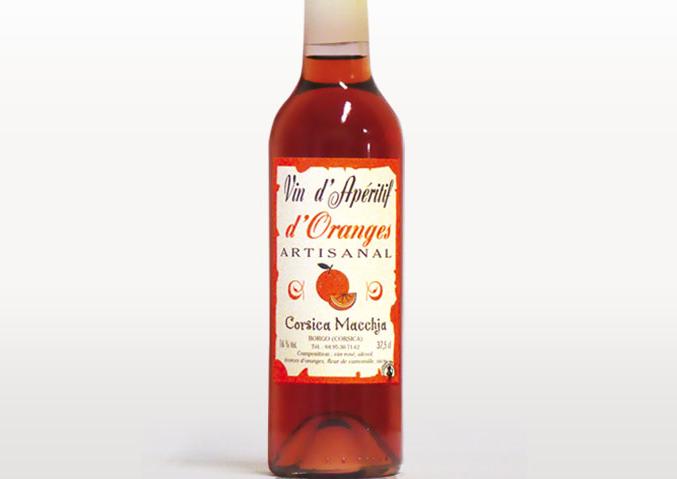 maceration d oranges dans du vin