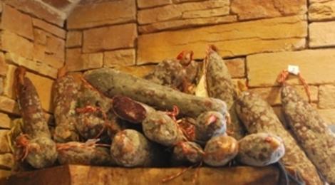 Salsiccia (Saucisson Corse )