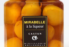 Mirabelles à la liqueur - 27cl