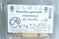 Biscuits Sales Fromages De Brebis