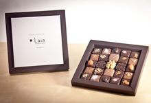 Bote Pralins et Ganaches 250g - Chocolaterie Laia