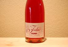 Méthode traditionnelle rosée Juline - Château Haut Jamard