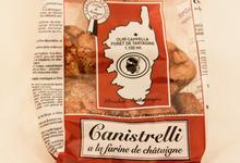Canistrelli à la farine de châtaigne